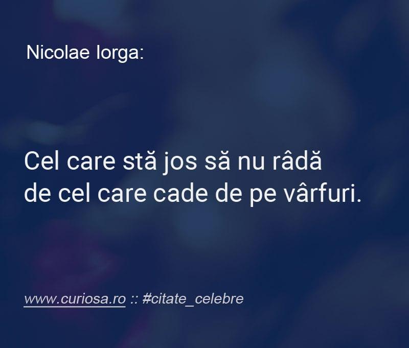 Citate frumoase Nicolae Iorga