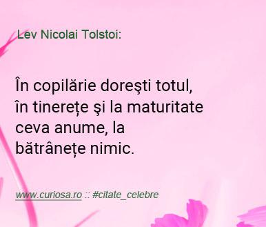 copilaria in citate