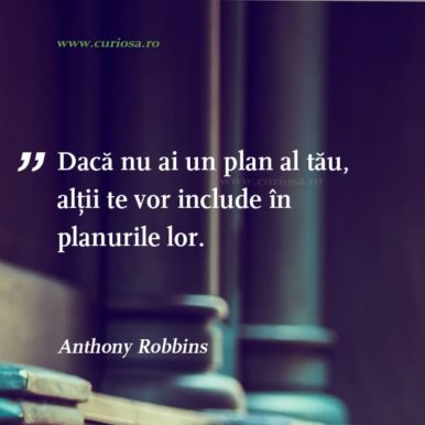 citate celebre motivationale Tony Robbins