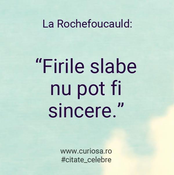 citat sinceritate