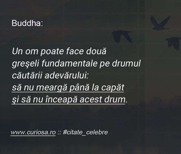 citate buddha despre viata si adevar
