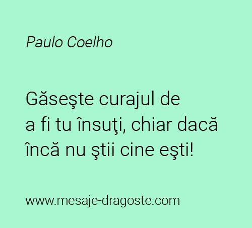 Paulo Coelho citate